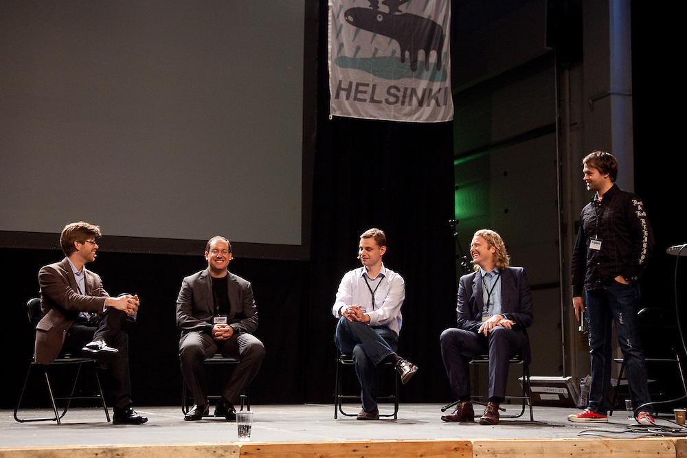 Photographs from Slush Helsinki 2010