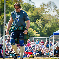 Mike Zolkiewicz, Scottish Heavy Athlete competes at the New Hampshire Highland Games, Loon Mountain Resort, Lincoln, New Hampshire. All Content is Copyright of Kathie Fife Photography. Downloading, copying and using images without permission is a violation of Copyright.
