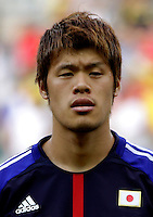 Fifa Brazil 2013 Confederation Cup / Group A Match / <br /> Japan vs Mexico 1-2  ( Mineirao Stadium - Belo Horizonte , Brazil )<br /> Hiroki SAKAI of Japan , during the match between Japan and  Mexico
