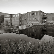 Byron Weston Mill, East Branch Housatonic River, Dalton MA