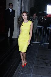 © Licensed to London News Pictures. 12/05/2014, UK. Kat Myleene Klass,, The Radio Academy Awards 2014, Grosvenor House Hotel, London UK, 12 May 2014. Photo credit : Brett D. Cove/Piqtured/LNP