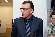 EDITOR; NICOLAS RACHLINE, Launch party for Above magazine. Serpentine Gallery. London. 11 December 2009