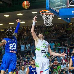 20150823: SLO, Basketball - Adecco Cup 2015, Slovenia vs Italy