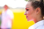 September 4-7, 2014 : Italian Formula One Grand Prix - Grid Girl