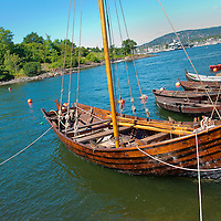Alberto Carrera, Old Boats, Bygdøy Peninsula, Oslo's Museum Island, Oslo, Norway, Europe