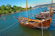 Alberto Carrera, Old Boats, Bygdøy Peninsula, Oslo's Museum Island, Oslo, Norway, Europe