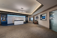 Interior photo of Rolling Green Country Club in Chicago Illinois by Jeffrey Sauers of Commercial Photographics, Architectural Photo Artistry in Washington DC, Virginia to Florida and PA to New England