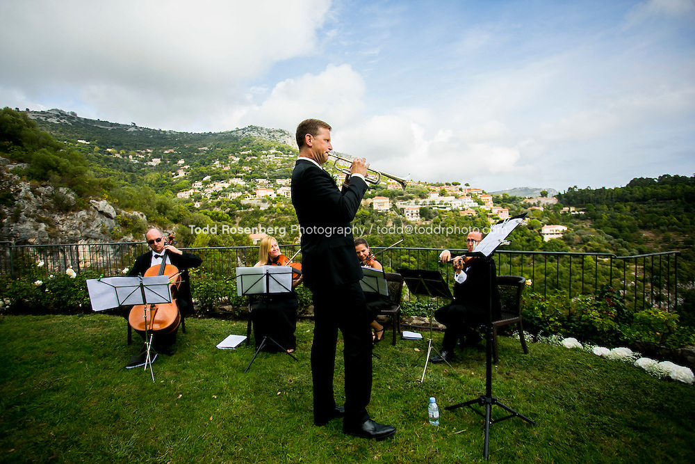 9/16/15 7:37:33 AM -- Eze, Cote Azure, France<br /> <br /> The Wedding of Ruby Carr and Ken Fitzgerald in Eze France at the Chateau de la Chevre d'Or. <br /> . &copy; Todd Rosenberg Photography 2015