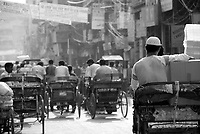 Old Delhi, India. 2007<br />