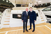 The London Boat Show opens at the Excel Centre, Docklands, London, UK 04 January 2014. Guy Bell, 07771 786236, guy@gbphotos.com