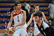 DESCRIZIONE : Cividale del Friuli Udine Finali Giovanili Nazionali Under 19 Virtus Roma Treviso<br /> GIOCATORE : Mattia Panunzio<br /> SQUADRA : Virtus Roma<br /> EVENTO : Finali Giovanili Nazionali Under 19<br /> GARA : Virtus Roma Treviso<br /> DATA : 31/05/2011<br /> CATEGORIA : Pre Gara, Riscaldamento<br /> SPORT : Pallacanestro<br /> AUTORE : Agenzia Ciamillo-Castoria/S.Ferraro<br /> Galleria : Lega Basket A 2010-2011<br /> Fotonotizia : Cividale del Friuli Udine Finali Giovanili Nazionali Under 19 Virtus Roma Treviso<br /> Predefinita :