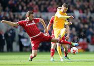 Middlesbrough v Preston North End 090416