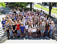 2017-18 King's: Junior High 8th Grade Class