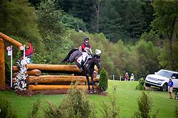 Hua Tian Alex, CHN, Ballytiglea Vivendi<br /> World Equestrian Games - Tryon 2018<br /> © Hippo Foto - Sharon Vandeput<br /> 16/09/2018
