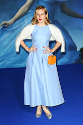© Licensed to London News Pictures. 19/03/2015, UK. Charlotte Olympia Dellal, Cinderella - UK film premiere, Leicester Square, London UK, 19 March 2015. Photo credit : Richard Goldschmidt/Piqtured/LNP