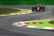 September 3-5, 2015 - Italian Grand Prix at Monza: Max Verstappen, Scuderia Toro Rosso