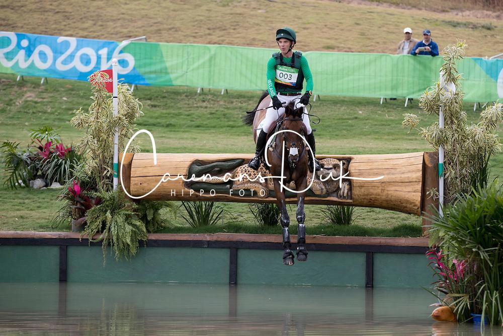 McCarthy Padraig, IRL, Simon Porloe<br /> Olympic Games Rio 2016<br /> &copy; Hippo Foto - Dirk Caremans<br /> 08/08/16