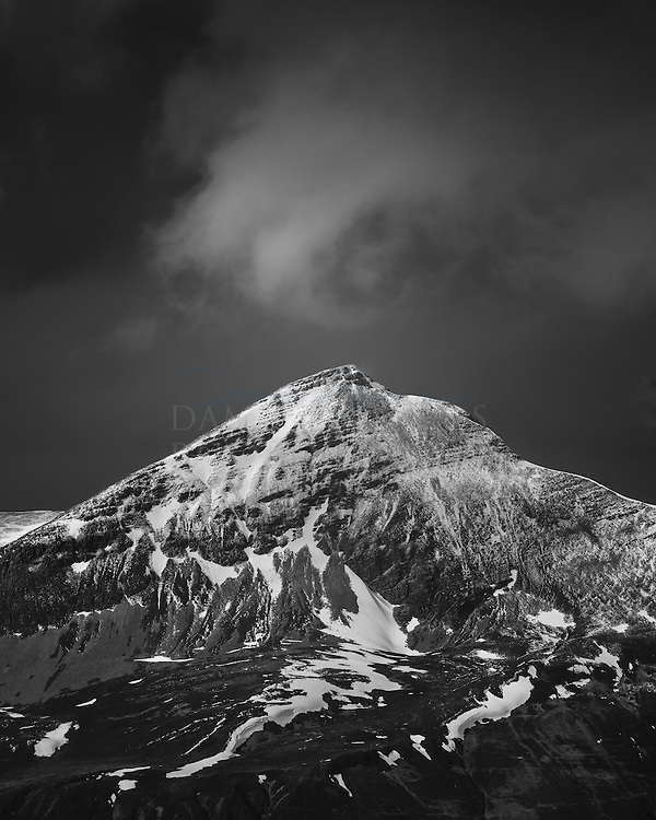 Stob Ban from Meall Dearg, Highlands.