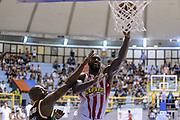 DESCRIZIONE : 5° International Tournament City of Cagliari Olympiacos Piraeus Pireo - Limoges CSP<br /> GIOCATORE : Patric Young<br /> CATEGORIA : Tiro Penetrazione<br /> SQUADRA : Olympiacos Piraeus Pireo<br /> EVENTO : 5° International Tournament City of Cagliari<br /> GARA : Olympiacos Piraeus Pireo - Limoges CSP Torneo Città di Cagliari<br /> DATA : 19/09/2015<br /> SPORT : Pallacanestro <br /> AUTORE : Agenzia Ciamillo-Castoria/L.Canu