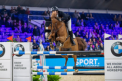 Daem Victor, BEL, IC Magic van de Bien<br /> Jumping Mechelen 2019<br /> © Hippo Foto - Dirk Caremans<br />  26/12/2019