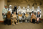 Star Wars Day at Safeco Field in Seattle, Washington, on Friday, August 19, 2016.