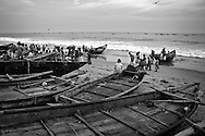 On walking distance from one of the oldest cities in the east part of India, Puri, lies the small fishing village Polkata.
