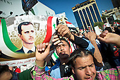 Demonstration, Aleppo, 2011