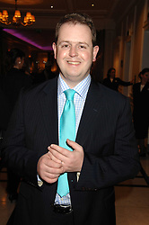 MATTHEW d'ANCONA at a party to celebrate the 180th Anniversary of The Spectator magazine, held at the Hyatt Regency London - The Churchill, 30 Portman Square, London on 7th May 2008.<br /><br />NON EXCLUSIVE - WORLD RIGHTS