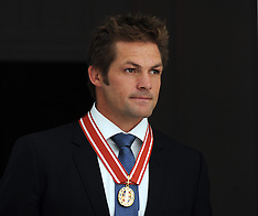 Wellington-Richie Mc Caw invested to ONZ