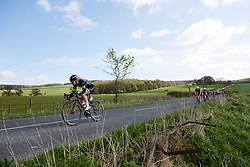 Ilona Hoeksma (NED) at ASDA Tour de Yorkshire Women's Race 2018 - Stage 1, a 132.5 km road race from Beverley to Doncaster on May 3, 2018. Photo by Sean Robinson/Velofocus.com