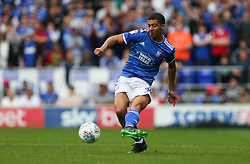 Myles Kenlock of Ipswich Town passes the ball - Mandatory by-line: Arron Gent/JMP - 10/08/2019 - FOOTBALL - Portman Road - Ipswich, England - Ipswich Town v Sunderland - Sky Bet League One