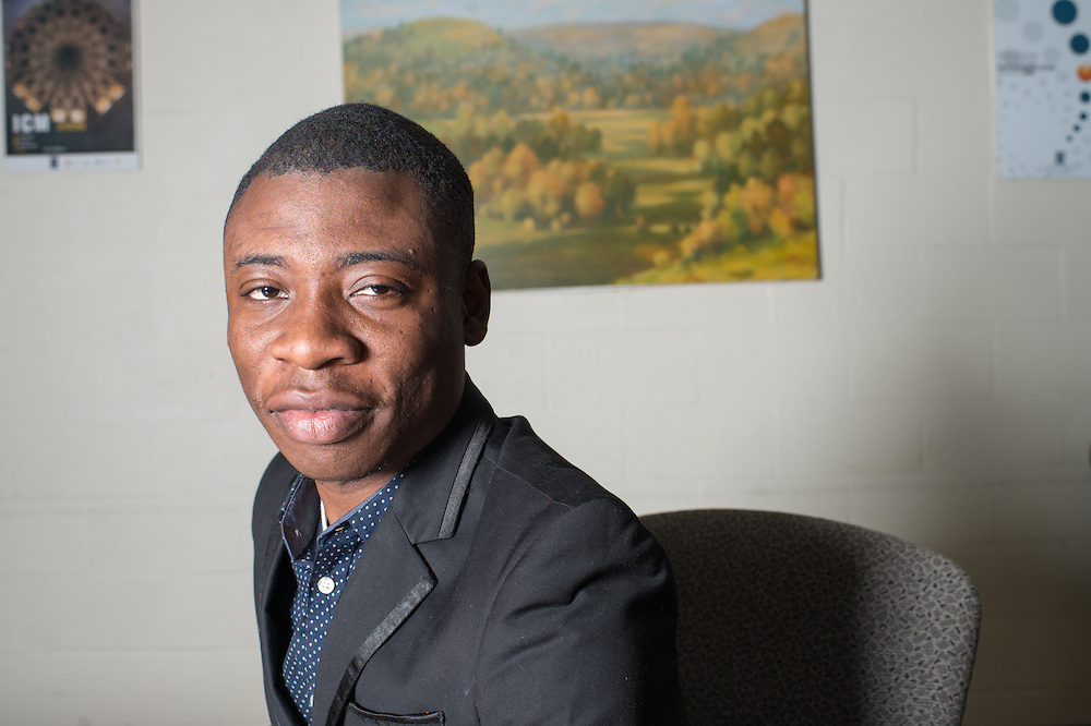 Francis Quarshie, Graduate Student, Math, College of Arts and Sciences