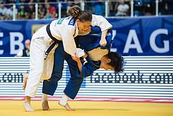 UNTERWURZACHER Kathrin of Austria competes on July 27, 2019 at the IJF World Tour, Zagreb Grand Prix 2019, in Dom Sportova, Zagreb, Croatia. Photo by SPS / Sportida