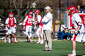 2018.03.31 NJIT Men's Lacrosse v. Manhattan