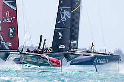 Second day of the 35th America's Cup. 29th of May, 2017, Bermuda
