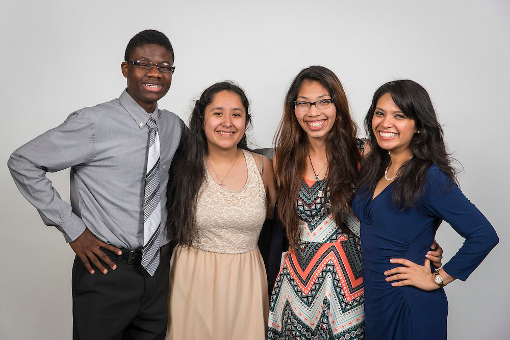 EMERGE scholars, April 28, 2015.
