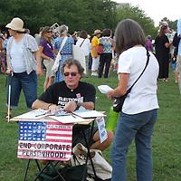 Moral Monday Rally North Carolina