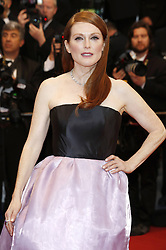 59652342  .Julianne Moore attending the The Great Gatsby premiere and opening at the 66th Cannes Film Festival. May 15, 2013. Photo by: imago / i-Images. UK ONLY