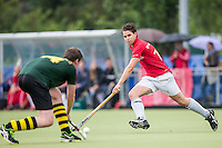 ROTTERDAM - Culemborg - Hardenberg , Hockey playoffs , Hockey , Hockey club Leonidas , 21-06-2015 ,