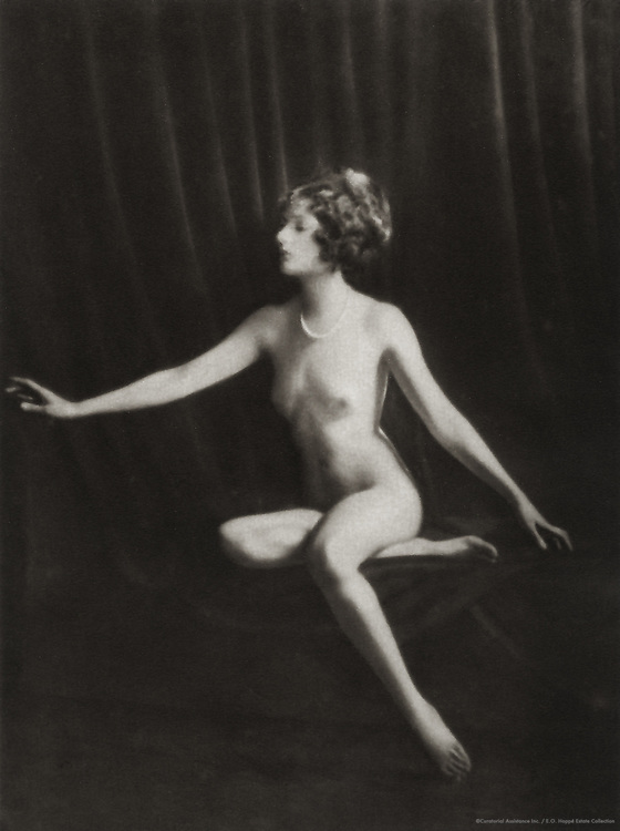 Juliette Compton, actress, 1922