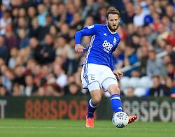 Jonathan Grounds of Birmingham City - Mandatory by-line: Paul Roberts/JMP - 15/08/2017 - FOOTBALL - St Andrew's Stadium - Birmingham, England - Birmingham City v Bolton Wanderers - Sky Bet Championship