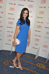VICTORIA PENDLETON at the 20th CEW (UK) Achiever Awards 2012 - celebrating two decades of women, passion, beauty, held at the Hilton, park Lane, London on 16th October 2012.