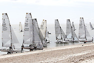 ENGLAND, Hayling Island, 17th July 2010, International 14 POW Week, POW Cup.