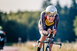 Daan Olivier of Lotto NL - Jumbo, Dutch Individual Time Trial Nationals Men Elite, Stokkum, Montferland, The Netherlands, 21 June 2017. Photo by Pim Nijland / PelotonPhotos.com | All photos usage must carry mandatory copyright credit (Peloton Photos | Pim Nijland)