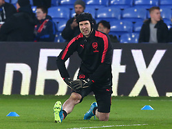 December 28, 2017 - London, England, United Kingdom - Arsenal's Petr Cech..during Premier League  match between Crystal Palace and Arsenal at Selhurst Park Stadium, London,  England 28 Dec 2017. (Credit Image: © Kieran Galvin/NurPhoto via ZUMA Press)