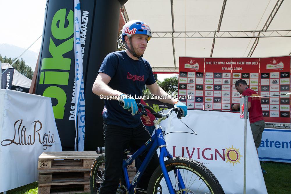 Bike Festival 03.05.13 - Trial show Tom Ohler e Danny MacAskill