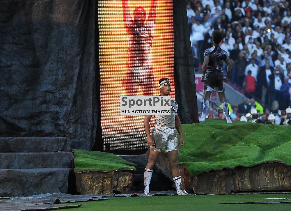 The opening ceremony (c) Simon Kimber   SportPix.org.uk