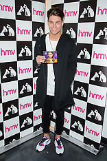 MAR 17 2014 Joey Essex signs copies of Essex Anthems