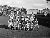 1958 - F.A.I. Cup Semi-Final: Dundalk v Shelbourne at Dalymount Park