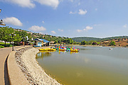 Monfort Lake, the first ecological park in Israel, is located in the heart of the Western Galilee. It is surrounded by green lawns and activity facilities; inviting families, groups and travelers to enjoy a variety of attractions, recreation and a fun vacation for all ages.